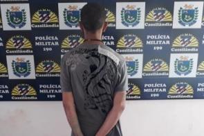 """""""Operação Divisa Segura VII"""" prende foragido da polícia"""