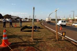 Polícia investiga causas de acidente com morte na BR-163