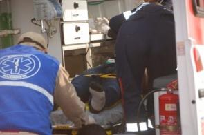 Douradense morre ao ser prensado por caminhão em laticínio