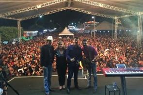 18ª Festa Agostina atrai milhares de pessoas e marca história em Douradina