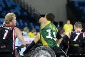 Brasil sonha com ouro e vaga a Tóquio no rúgbi em cadeira de rodas