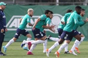 Palmeiras e Grêmio decidem vaga nesta terça