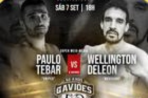 Pugilista de MS luta neste sábado no Batalha Boxe em São Paulo