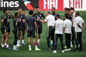 Brasil e Colômbia disputam amistoso nesta sexta-feira nos Estados Unidos