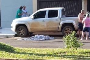Empresário é executado a tiros em Ponta Porã