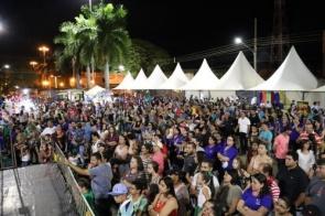 Sucesso de público marca a Feira Gastronômica e Cultural da Independência em Itaporã