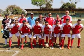 Amigos da Bola foi o destaque da 2ª rodada da III Taça Pedra Bonita de Futebol Suíço