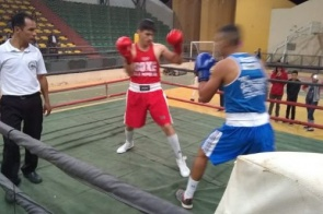 Rumo ao Brasileiro, boxeadores se preparam para disputa estadual neste final de semana