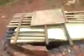 Corpo é encontrado dentro de poço em distrito de Dourados