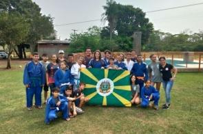Judô de Itaporã presente nos jogos escolares da juventude de MS de 2019