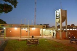 Jovem é preso após agredir a mãe com cabo de vassoura em Dourados