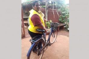 Em Itaporã, bicicleta e uniformes de Agente Comunitária de Saúde são furtados de residência