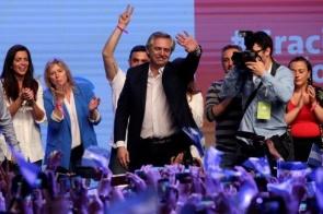 Fernández vence Macri em 1º turno e é eleito presidente da Argentina