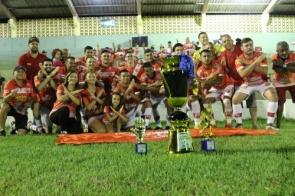 Inter Flórida foi o Grande Campeão da III Taça Pedra Bonita de Futebol Suíço
