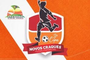Semi-final da 3º Copa Novos Craques de Futsal será nesta quinta e sexta-feira em Itaporã