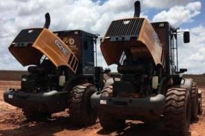 Ladrões levam mais de R$ 250 mil em equipamentos de propriedade rural