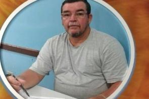 Morre em Dourados, Ernesto Pinto Subtenente Bombeiro Militar
