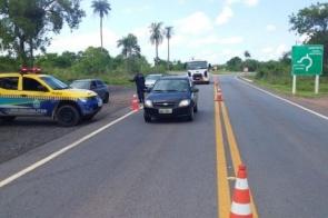 Durante o feriado, número de acidentes em rodovias estaduais foi 60% menor que em 2018