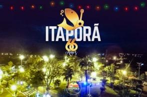 Itaporã completa 66 anos de emancipação com várias atrações e shows populares