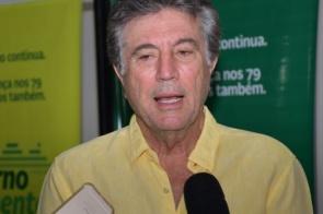 """Murilo não descarta governo em 2022 e deixa eleição municipal """"nas mãos"""" de Barbosinha"""