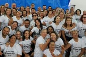 Encontro de profissionais do HU reúne amigos que atuaram nos anos de 2004/2009 em Dourados