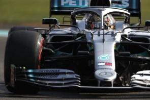 Lewis Hamilton conquista última pole position de 2019 e quebra jejum