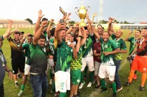 Pontaporanense goleia Maracaju e é campeão da Série B do Estadual