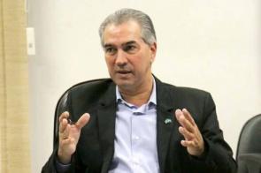 Reinaldo Azambuja anuncia pagamento do 13º salário dos servidores estaduais