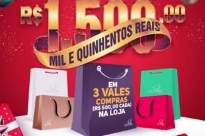 Querina Confecções lança Mega Promoção com sorteio de R$1.500 em vale compras