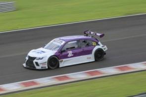 Piloto douradense volta às pistas e garante boa classificação em prova da Sprint Race em SP
