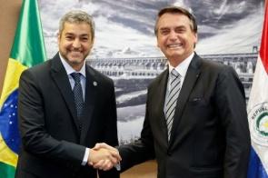 Jair Bolsonaro recebe líderes sul-americanos na 55ª Cúpula do Mercosul