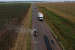 MS 306: melhoria da logística gera desenvolvimento econômico para Mato Grosso do Sul