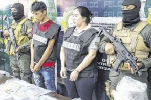 Casal é preso acusado de traficar bolivianos pela fronteira de MS