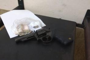 Polícia apreende menor armado em emboscada para matar rival em Dourados