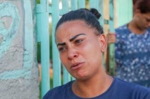 """""""Não consegui salvar minha filha"""": a dor da mãe de criança atacada"""