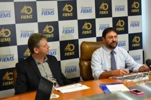 Indústria de MS projeta expansão de 28% nos próximos quatro anos