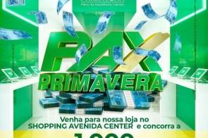 "A Pax Primavera irá inaugurar a  sua 1ª ""Loja Conceito"""