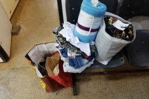Após 'limpa' em lojas do shopping, mulheres são presas