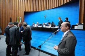 Barbosinha celebra ano em que predominou debate no Parlamento