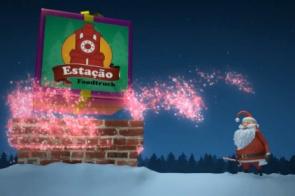 Estação Food Truck deseja a todos os amigos e clientes um Feliz Natal e um Próspero Ano Novo