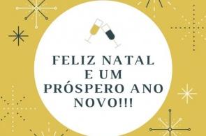 Lava Jato União deseja aos amigos e clientes  Feliz Natal e  Próspero Ano Novo