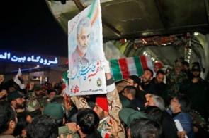 Irã ataca com mais de 12 mísseis bases de americanos no Iraque