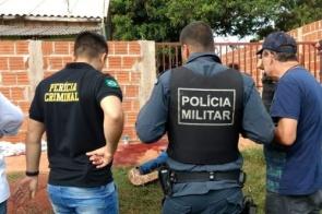 Assassinato em Caarapó ocorreu após noite de bebedeira com 'amigo'