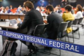 STF debateu sobre tema eleitoral e exercício das liberdades constitucionais em audiências
