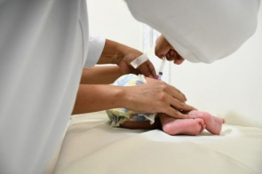 Dourados recebe três mil doses da vacina pentavalente