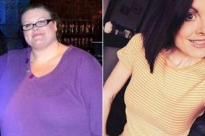 Após quebrar carrinho em montanha-russa, inglesa emagrece 90 quilos sem cirurgia