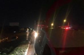 Veterinária deixa motel em surto e morre embaixo de caminhão
