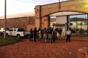 Ministra da Justiça do Paraguai reconhece corrupção de agentes em presídio com 75 foragidos