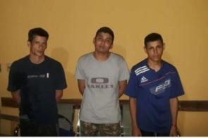 Cinco fugitivos de presídio do Paraguai são recapturados