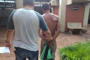 Homem que furtou carro é preso prestes a trocá-lo por droga